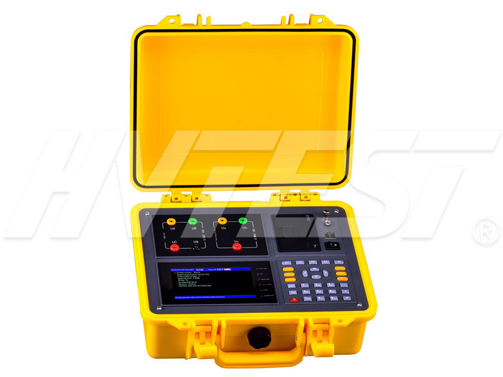 HTBC-V Multi-Function Transformer Turns Ratio Tester (TTR)