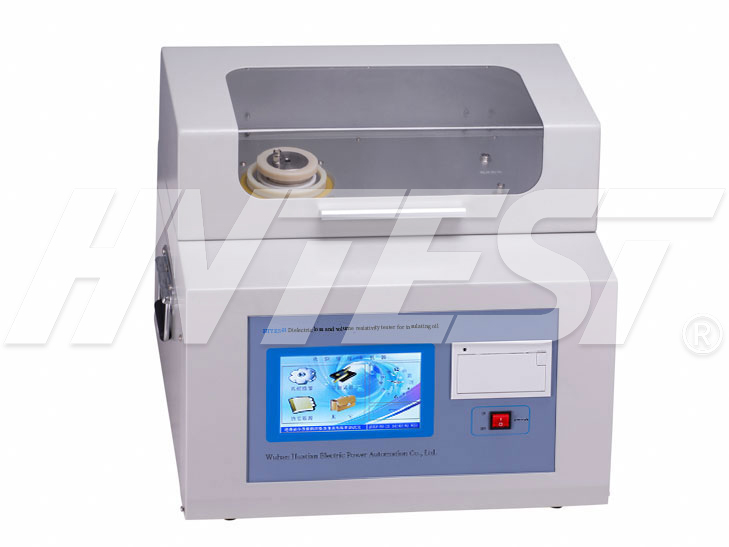 HTYJS-H Insulating Oil Dielectric Loss Tester