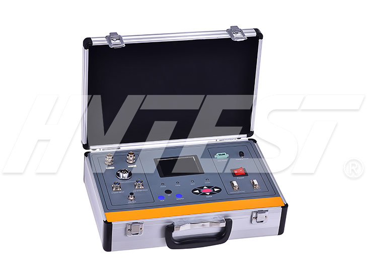 HTMD-H SF6 Density Relay Tester