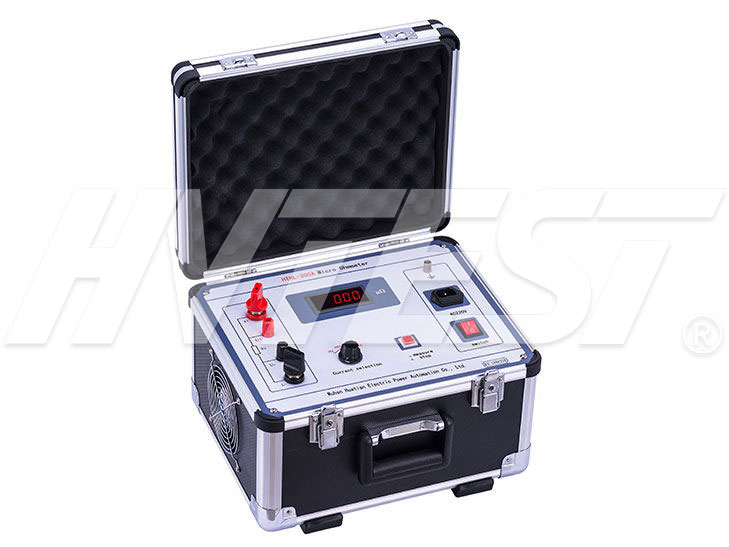 HTHL-200A Micro Ohmmeter