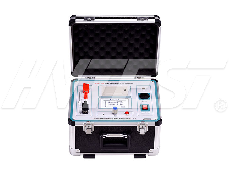HTHL-100P Micro Ohmmeter