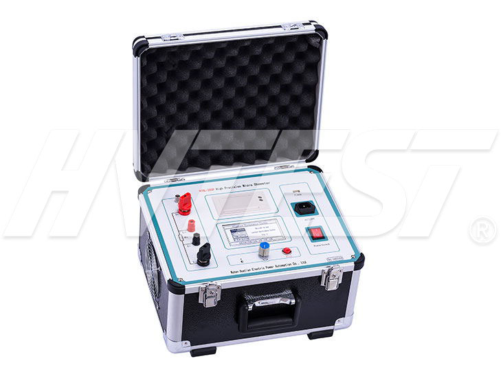 HTHL-200P Micro Ohmmeter