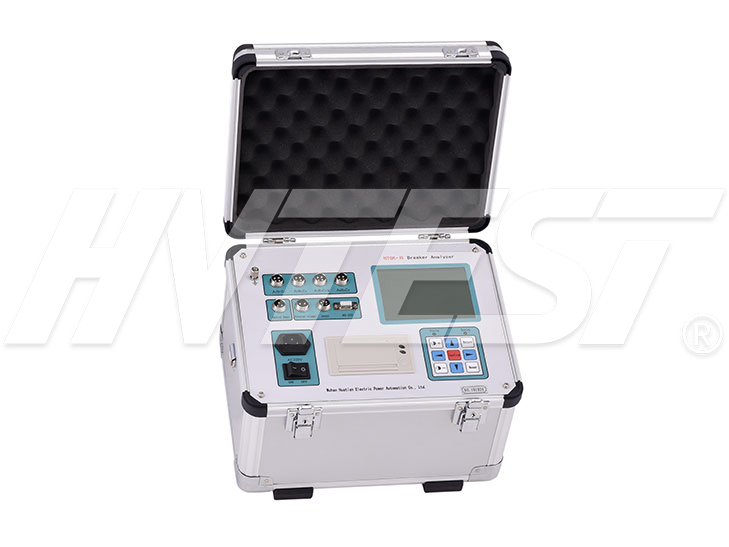 HTGK-III Circuit Breaker Analyzer