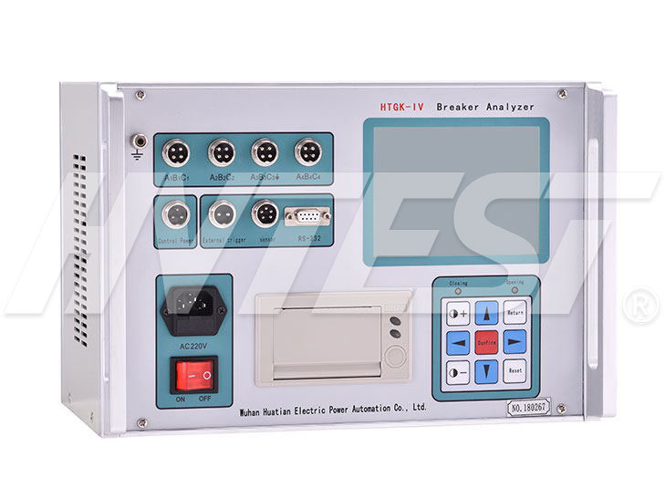 HTGK-IV HV Switch Tester