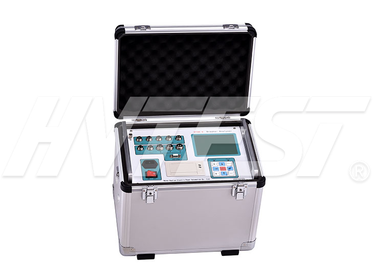 HTGK-V Circuit Breaker Analyzer (Graphite contactor)