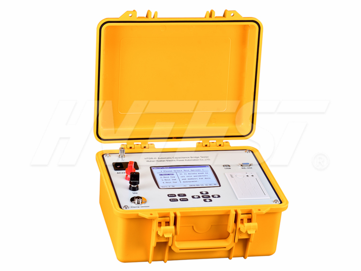 HTDR-H Automatic Capacitance Bridge Tester