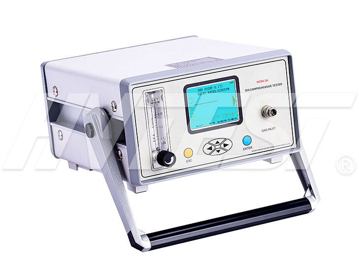 HTZH-2H SF6 Comprehensive Analyzer
