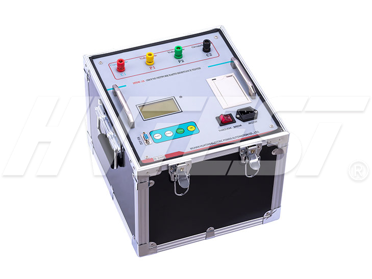HTDW-3A Ground Network Earth Resistance Tester