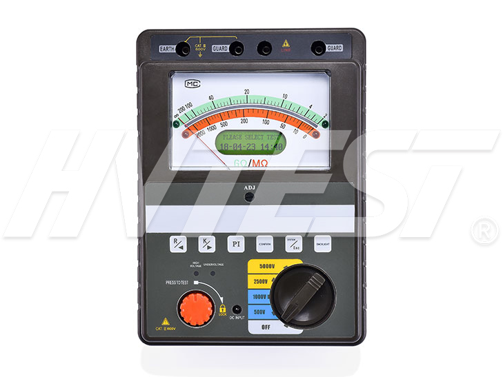 BC2010 Insulation Resistance Tester