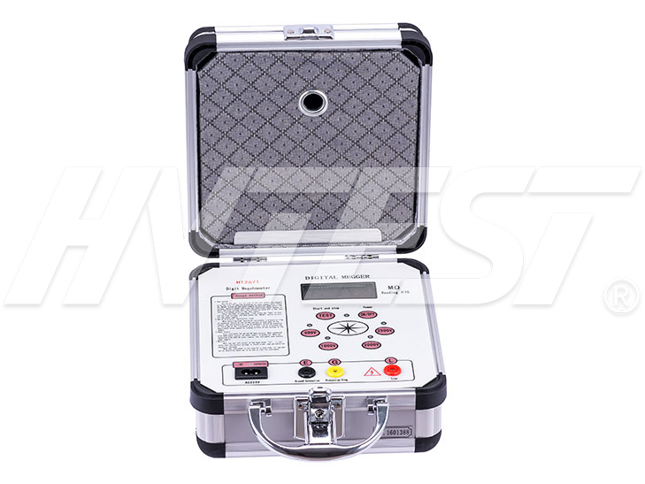 HT2671 Insulation Resistance Tester