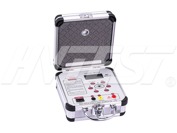 HT2672 Insulation Resistance Tester