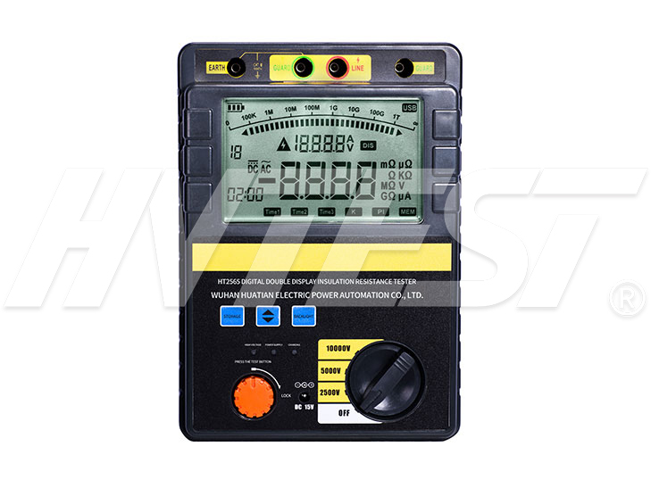 HT2565 Pointer Insulation Resistance Tester